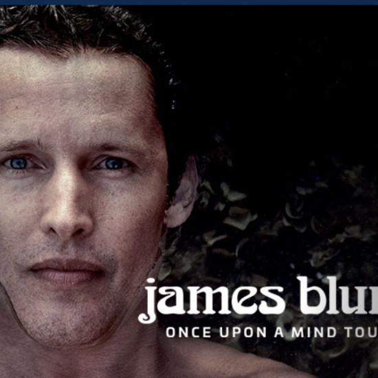 James Blunt - Once Upon A Mind Tour 2020